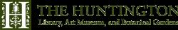 The Huntington Library, Art Museum, and Botanical Gardens logo